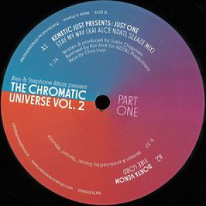 THE CHROMATIC UNIVERSE VOL.2 PART 1