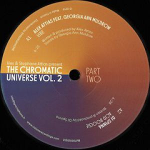 THE CHROMATIC UNIVERSE VOL.2 PART 2
