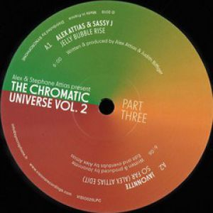 THE CHROMATIC UNIVERSE VOL.2 PART 3