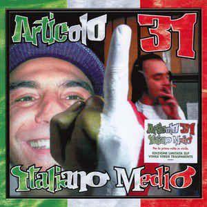 ITALIANO MEDIO (2XLP VINILE VERDE TRASPARENTE)