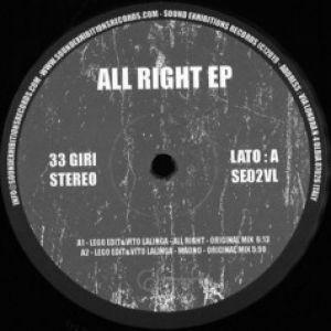 ALL RIGHT EP (SE02VL)