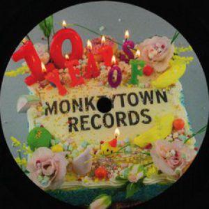 10 YEARS OF MONKEYTOWN EP