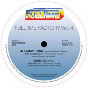 FULLTIME FACTORY VOL.4 (MASSIMO BERARDI/G&D/DJ FRICTION/VILLANIS)