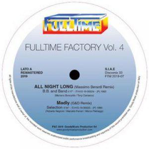 FULLTIME FACTORY VOL.4 (MASSIMO BERARDI/G&D/DJ FRICTION/VILLANIS)