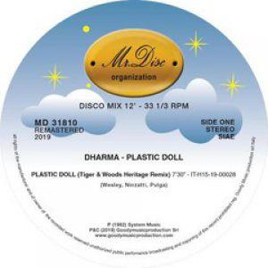 PLASTIC DOLL (REMASTERED 2019) TIGER & WOODS RMX