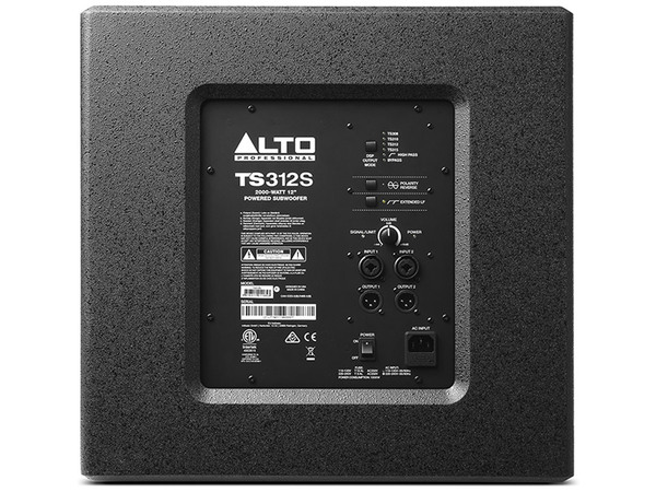 ALTO PROFESSIONAL - TRUESONIC TS312S SUB