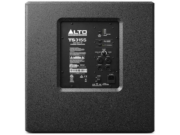 ALTO PROFESSIONAL - TRUESONIC TS315S SUB ATTIVO