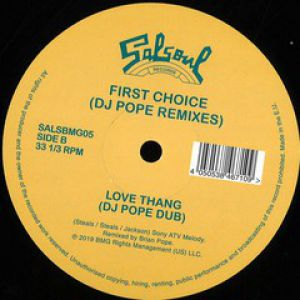 LOVE THANG - DJ POPE RMXS