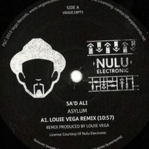 ASYLUM - LOUIE VEGA RMX