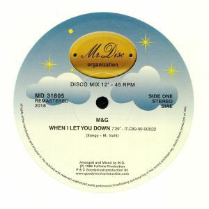 WHEN I LET YOU DOWN (REMASTERED) BLACK-VINYL