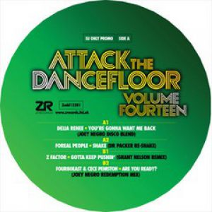 ATTACK THE DANCEFLOOR VOL.14