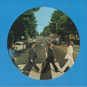 ABBEY ROAD 50TH ANNIVERSARY PICTURE DISC