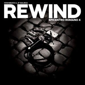 REWIND EPICENTRO ROMANO 4 DOPPIO VINILE
