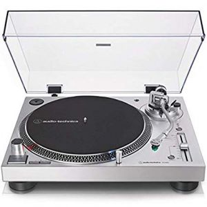 AUDIO TECHNICA AT-LP120X USB SILVER - data prevista d'arrivo 25-05-2021