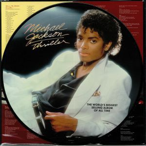 THRILLER - PICTURE DISC