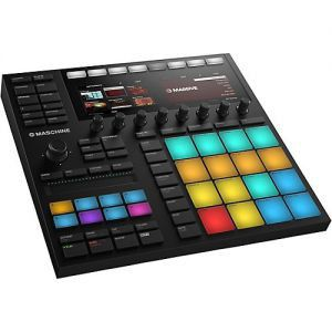 NATIVE INSTRUMENTS MASCHINE MK3 BLACK - EX DEMO