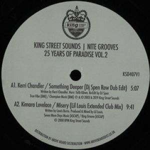 25 YEARS OF PARADISE VOL.2
