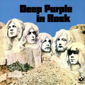 IN ROCK - PURPLE VINYL (REMASTERED)
