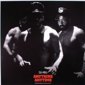 ANYTHING ANYTIME (INCL. SOLOMUN RMX)