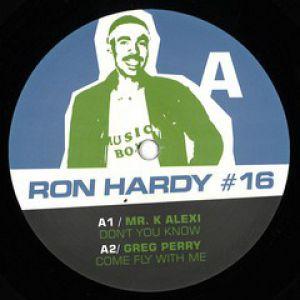 RDY #16 (RON HARDY EDITS)