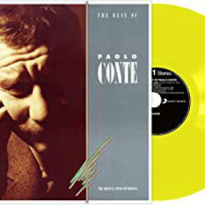 THE BEST OF - EDIZIONE LIMITATA VINILE GIALLO