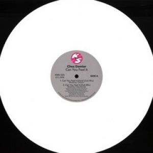 CAN YOU FEEL IT (WHITE VINYL REPRESS)