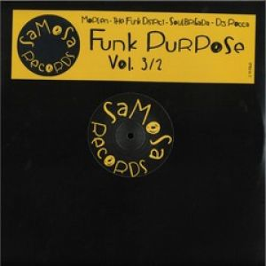 FUNK PURPOSE VOL. 3/2
