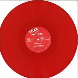 ACID TRACKS - RED VINYL REPRESS LTD