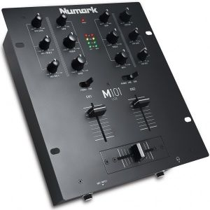 NUMARK M 101 USB BLACK