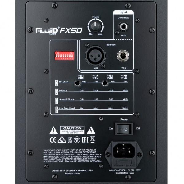 FLUID AUDIO FX 50 SINGOLA