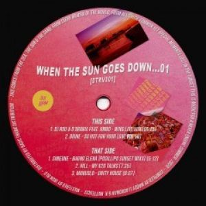 WHEN THE SUN GOES DOWN 001