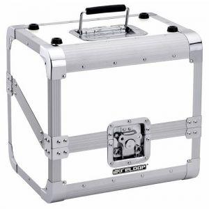 RELOOP Club Series 80 Case 50/50 Slanted WHITE - USATO OTTIME CONDIZIONI