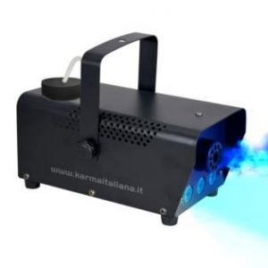 KARMA DJ 702L Smoke machine 700W con led