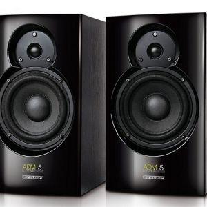Reloop ADM 5 Monitor DJ attivi per home studio