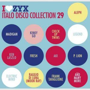 ITALO DISCO COLLECTION 29 (3XCD)