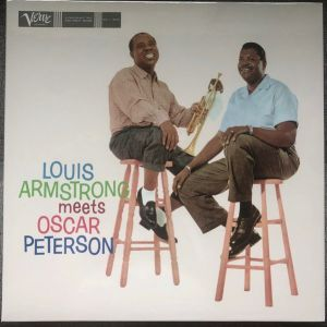 LOUIS ARMSTRONG MEETS OSCAR PETERSON- RECORD STORE DAY 2020