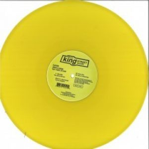 CLOSER - YELLOW VINYL REPRESS