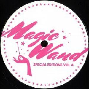 MAGIC WAND SPECIAL EDITIONS VOL.4