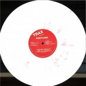 ACID TRACKS - SPLATTER VINYL REPRESS