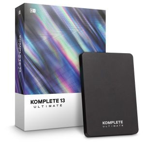 NATIVE INSTRUMENTS Komplete 13 Ultimate - Update da Ultimate 8-12 -  COD. 27410