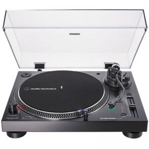 AUDIO TECHNICA AT-LP 120X BT USB giradischi professionale con convertitore USB e bluetooth