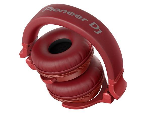 PIONEER HDJ CUE1 BT Red Bluetooth