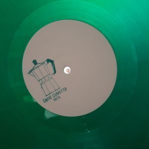 CAFFE' CORRETTO EDITS  02 (TRANSPARENT GREEN VINYL)