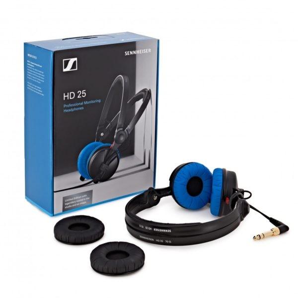 Sennheiser HD 25 Limited Blue Edition