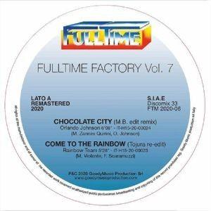 FULLTIME FACTORY VOLUME 7
