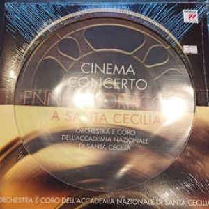 CINEMA CONCERTO A SANTA CECILIA (PICTURE DISC)