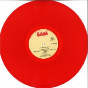 THIS BEAT IS MINE (KON'S GROOVE) RED VINYL REPRESS