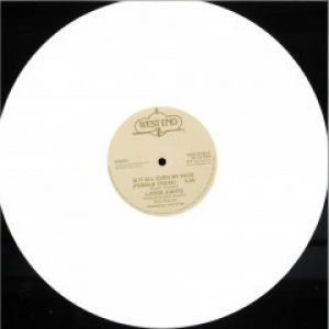 IS IT ALL OVER MY FACE? (WHITE VINYL)