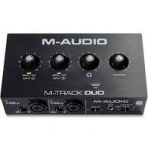 M AUDIO M-Track Duo
