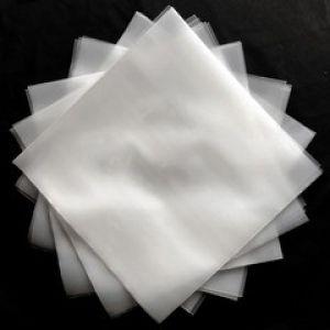 PELLICOLE TRASPARENTI PER VINILI 12 POLLICI (CONFEZIONE DA 100) 0,15mm
